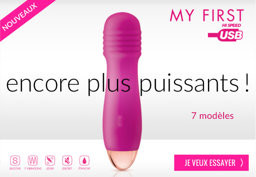 sextoys vibromasseur my first rechargeable usb