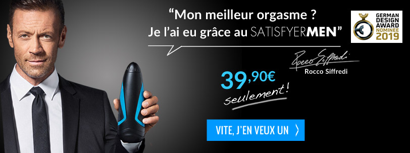 masturbateur Satisfyer Men