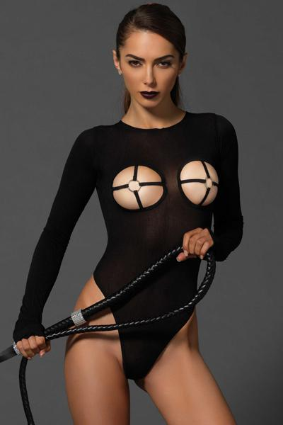 BODY STRING KINK O-RING CUPS NOIR
