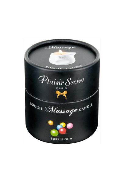 BOUGIE DE MASSAGE BUBBLE GUM