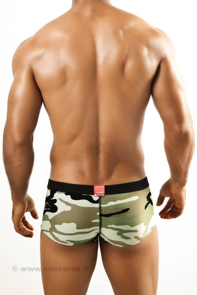BOXER HOMME CAMOUFLAGE