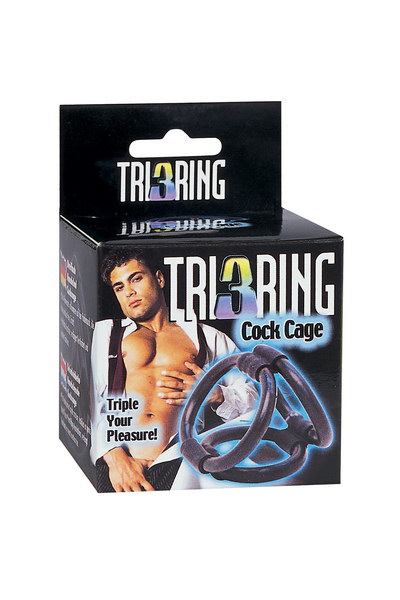 COCKRING 3 BAGUES