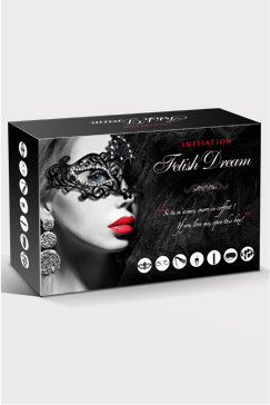 Coffret d initiation fétichiste bdsm soft