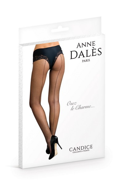 COLLANT OUVERT CANDICE ANNE D'ALES