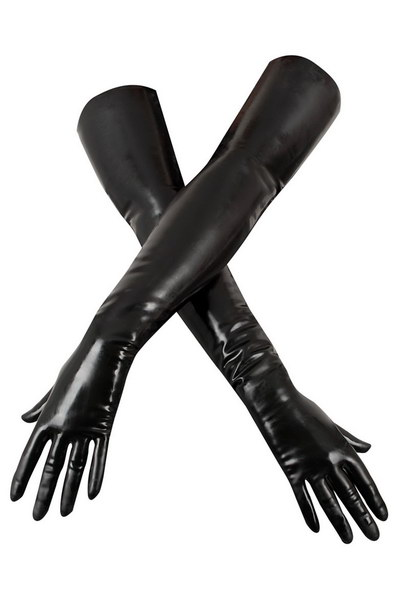 GANTS LONGS LATEX