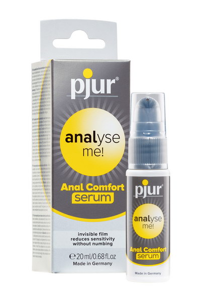 GEL CONCENTRE PJUR RETARDANT ANALYSE ME