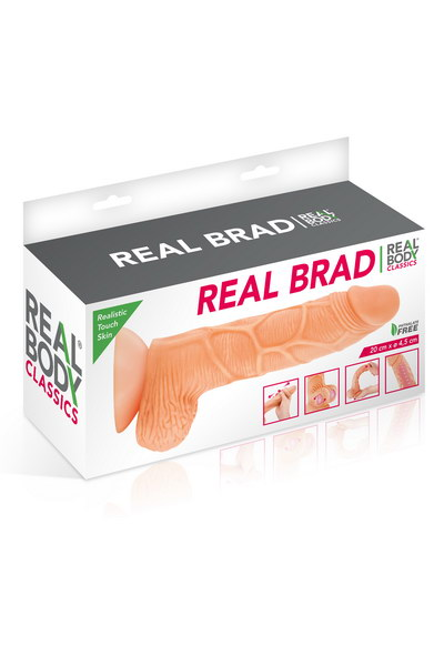 GODE REALISTE REAL BODY BRAD