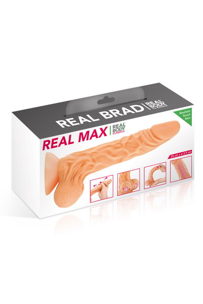 GODE REALISTE REAL BODY MAX