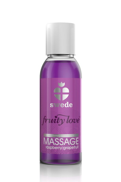 HUILE DE MASSAGE FRUITY LOVE