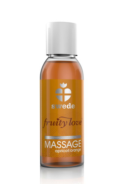 HUILE DE MASSAGE FRUITY LOVE ABRICOT ORANGE