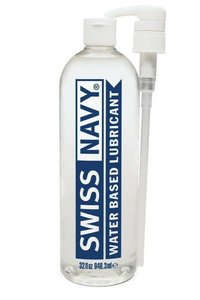 LUBRIFIANT A BASE D'EAU SWISS NAVY 946ML