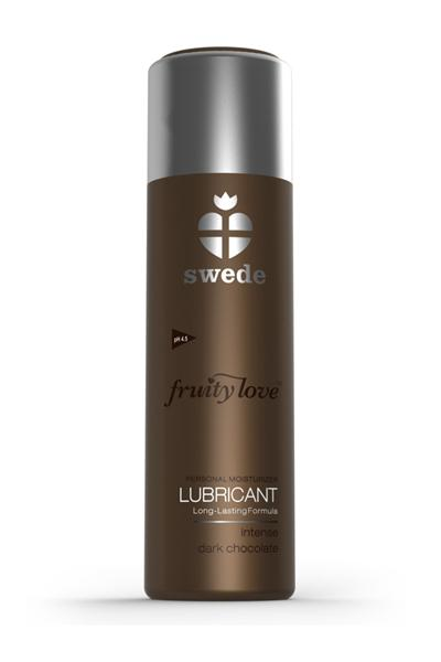 LUBRIFIANT FRUITY LOVE CHOCOLAT NOIR 100ML