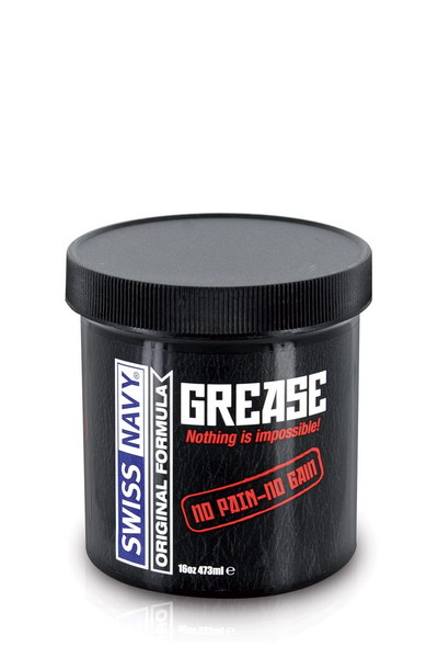 LUBRIFIANT SILICONE SWISS NAVY GREASE 473ML