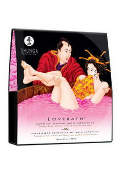 Bain japonais shunga love bath fruit du dragon