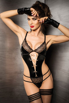 Body string passion agawa noir