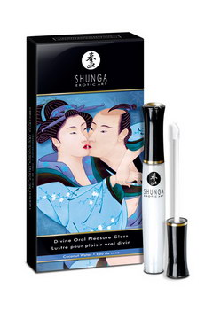 Gloss shunga pour levres gout coco