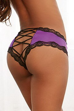 Panty lacage arriere dreamgirl