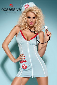 Tenue doctor dress quatre pieces obsessive