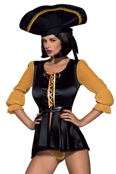 Tenue pirate trois pieces obsessive