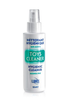 Toys cleaner flacon 125ml