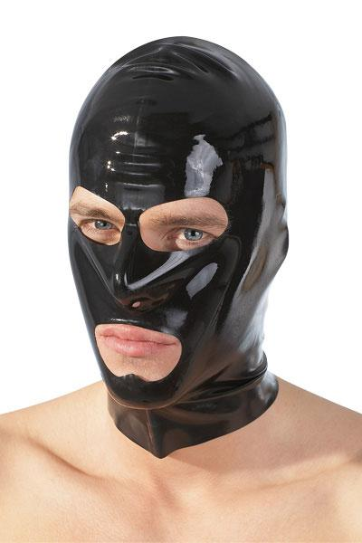 MASQUE LATEX OUVERT