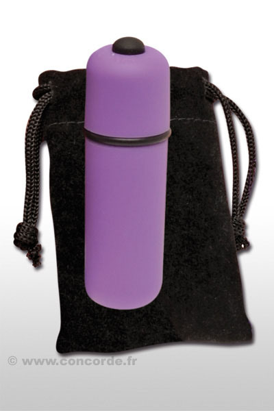 MINI VIBRATOR PURPLE