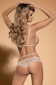 BODY OBSESSIVE BISQUITTA OUVERT BEIGE