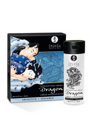 Creme intensifiante shunga dragon sensible