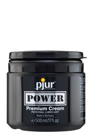 Creme pjur power premium 500ml