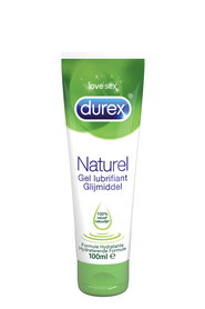 Durex lubrifiant play gel naturel 100 ml