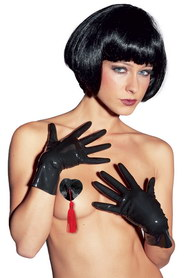 GANTS COURTS LATEX