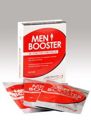 Gel d érection men booster 6 dosettes