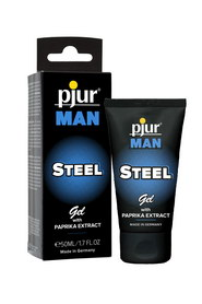 Gel intime pjur man steel 50ml