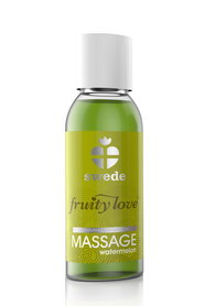 HUILE DE MASSAGE FRUITY LOVE PASTEQUE