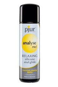 Lubrifiant anal pjur analyse me relaxing 250ml