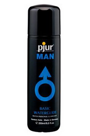 Lubrifiant pjur man basic waterglide 250ml