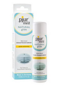 Lubrifiant pjur med natural glide 100ml