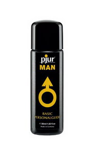Lubrifiant silicone pjur  man basic 30ml