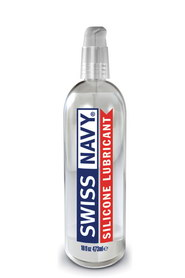 LUBRIFIANT SILICONE SWISS NAVY 473ML