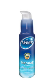 Manix lubrifiant gel natural 100 ml