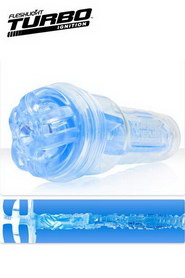 MASTURBATEUR FLESHLIGHT TURBO IGNITION BLUE