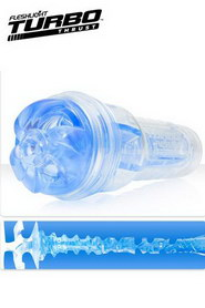 MASTURBATEUR FLESHLIGHT TURBO THRUST BLUE