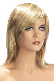 PERRUQUE ZOE BLOND MECHES