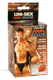 POIRE A LAVEMENT ANAL DOUCHE PHOSPHORESCENTE