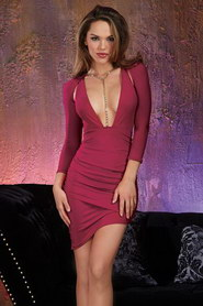 robe-sexy-decollete-dos-nu
