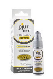 Serum retardant pjur med pro long 20ml
