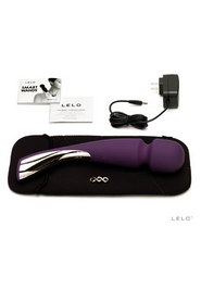 SMART WANDS LELO RECHARGEABLE VIOLET