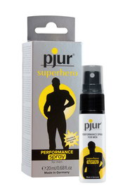 Spray retardant homme superhero pjur 20ml