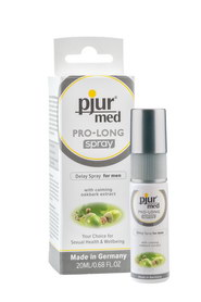 Spray retardant pjur med pro long 20ml