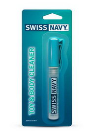SWISS NAVY TOY & BODY CLEANER PEN